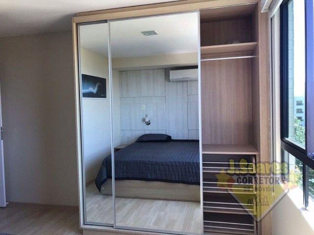 Manaíra, Mobiliado, 2 quartos, suíte, 63m², R$ 3.100, Aluguel, Apartamento, João Pessoa - Foto 9