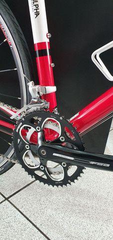 Bicicleta Trek road 1.2 alumínio 18 velocidades. - Foto 3
