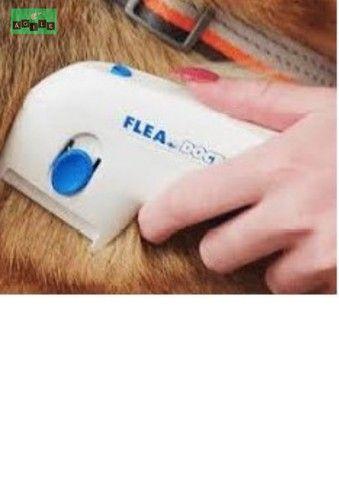 Escova Elétrica Anti Pulgas Carrapatos Piolho P Cães E Gato - Foto 4