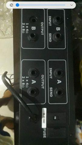 Amplificador LL 200 - Foto 2