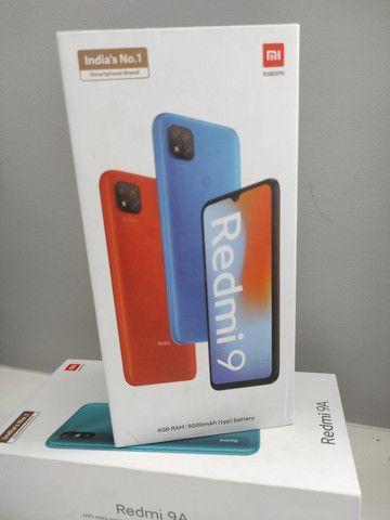 Redmi 9 64 4 de RAM da Xiaomi.. Novo LACRADO Garantia e Delivery 90 minutos