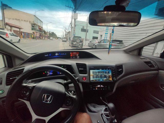 Civic 2014 LXR troco por terreno