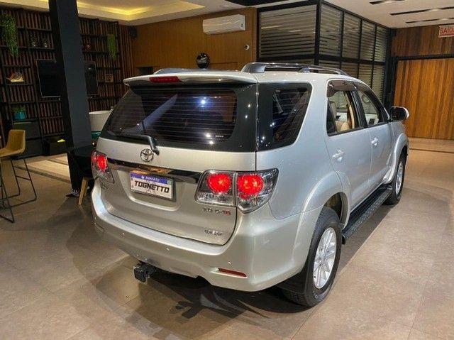 Toyota SW4 Diesel SRV Turbo 4X4 2013 - Foto 4