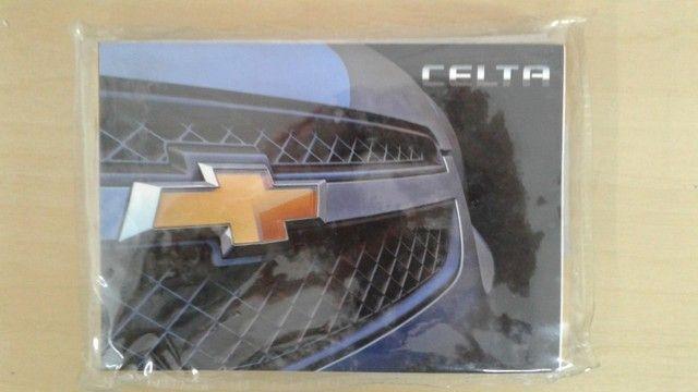 Manual do Proprietário: Celta, Classic, Prisma, Montana e Meriva - Foto 11