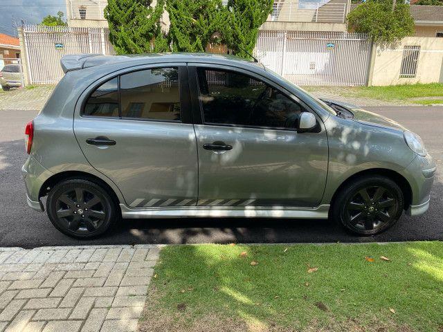 Nissan March SR 1.6 completo 2012 - Foto 4