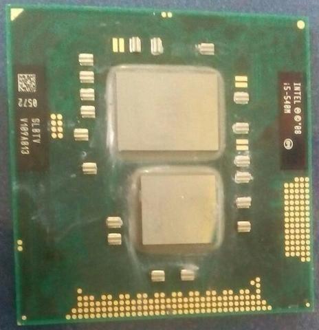 Processador intel i5 e i3 para notebook