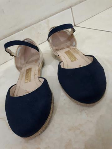 Sandália / sapatilha - Número: 35 - Moleca