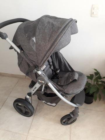 Carrinho de Bebê ABC Design Avito e Bebê Conforto