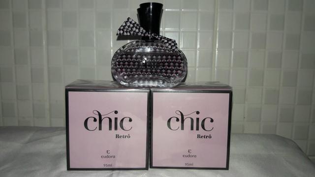 Perfume chic eudora