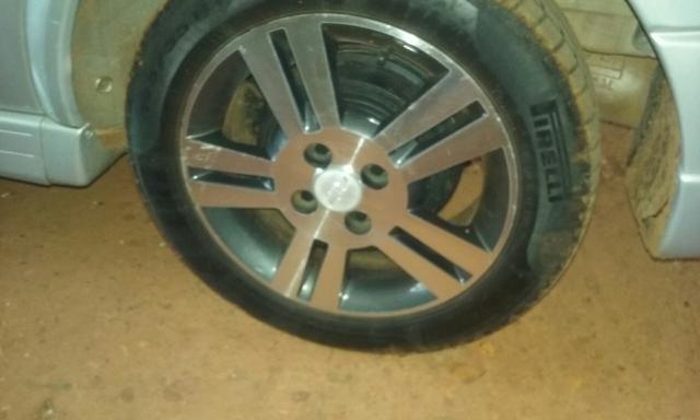 Troco roda 15