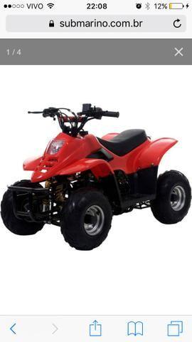 Quadriciclo infantil atv504