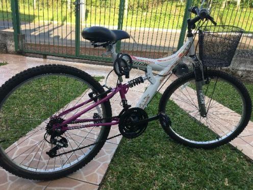 Bicleta Track semi nova