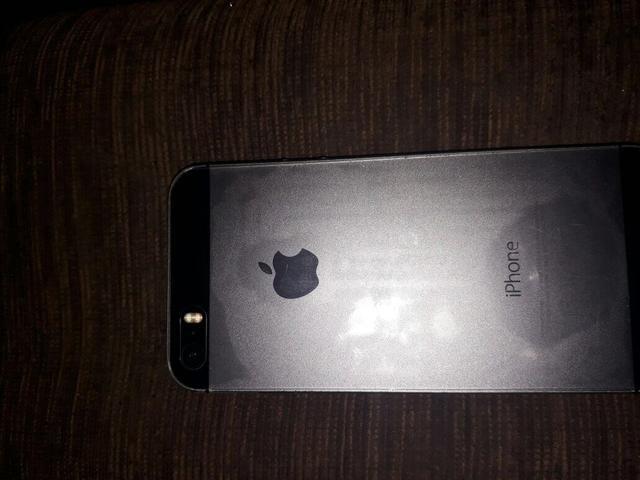 Troco iPhone 5S 32GB Anatel 4G