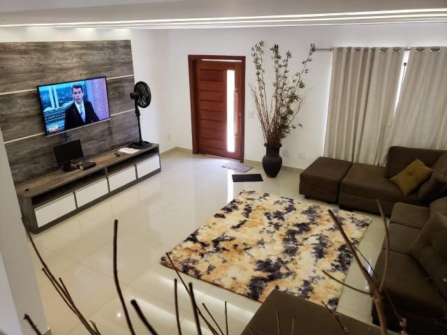 Samuel Pereira oferece: Mansão Moderna Vicente Pires 3 Piscinas 5 Suites Churrasqueira - Foto 2