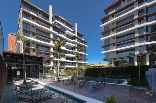 Apartamento duplex 3 quartos a venda no água verde - Foto 2