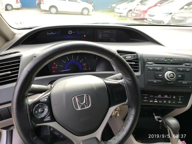 Civic LXS AT 2015 imperdível, carro para exigentes! - Foto 6
