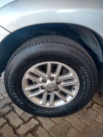 Toyota Hilux CD SRV 4x4 3.0 AUT TOP DE LINHA - Foto 17
