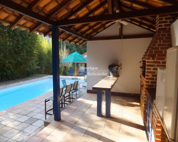 Sítio-haras c/ 9 casas, riacho, lago, piscina, futebol, sauna, br116 - próximo a teresópol - Foto 6