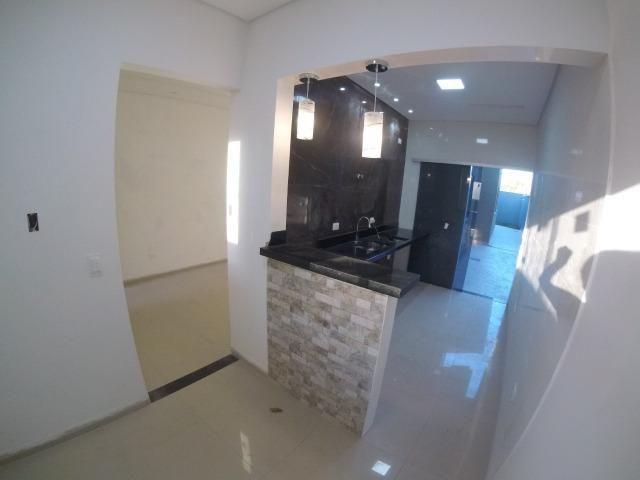 3 Quartos Casa Fino Acabamento Vila Nasser 3 Vagas de Garagem - Foto 2