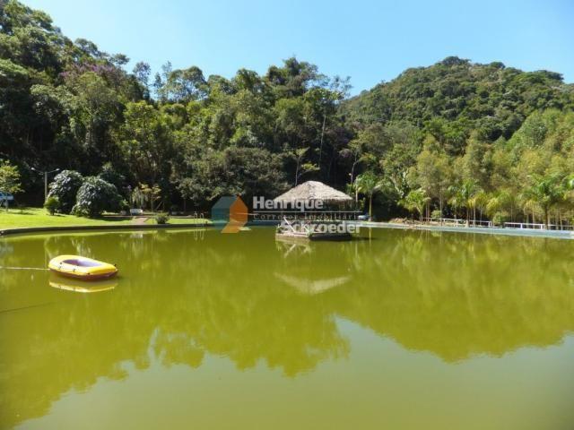 Sítio c/ casarão em teresópolis, 3 suítes, 3 salas, lagos e nascentes. - Foto 12