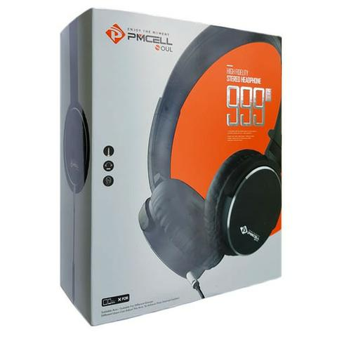 Headphone Stereo Pmcell Soul 999 Hp-41 - Foto 2