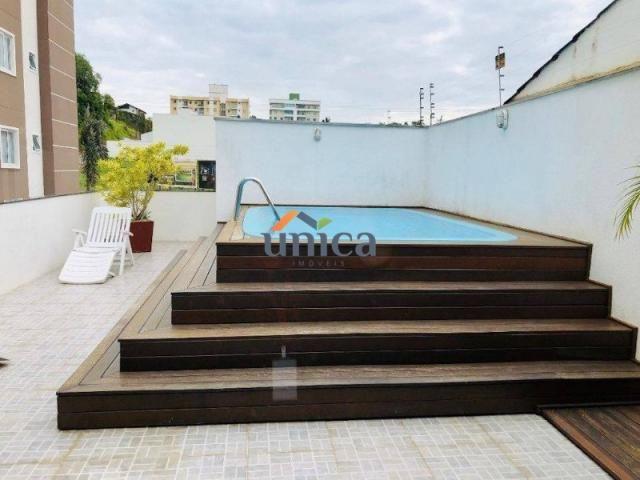 Apartamento à venda com 3 dormitórios em Floresta, Joinville cod:UN01268 - Foto 6