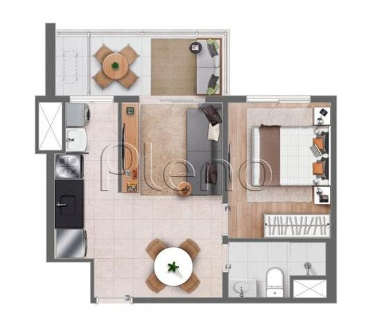 Apartamento à venda com 2 dormitórios em Centro, Campinas cod:AP017015 - Foto 9