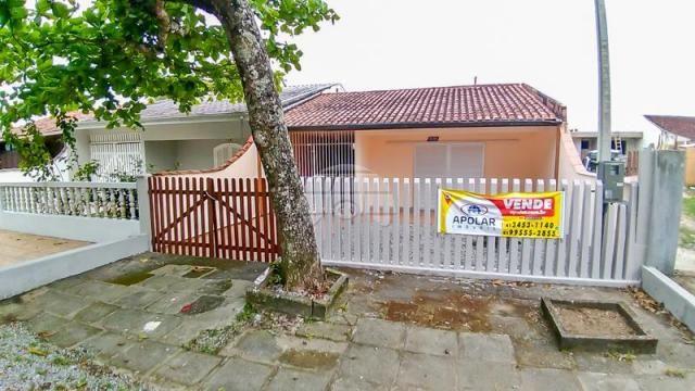 Casa à venda com 3 dormitórios em Albatroz, Matinhos cod:50084