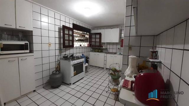 Casa com 4 dormitórios à venda, 143 m² por r$ 390.000 - maraponga - fortaleza/ce - Foto 4