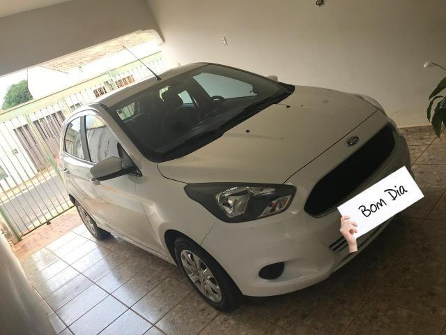 Vendo Novo Ford Ka 1.0 2016/2017
