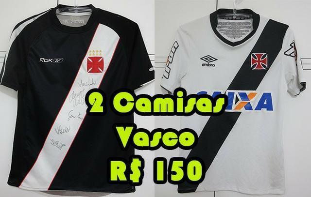 Camisa Vasco II 2018 s n° - Torcedor Diadora Masculina - Branco ... 08a43fc58de46