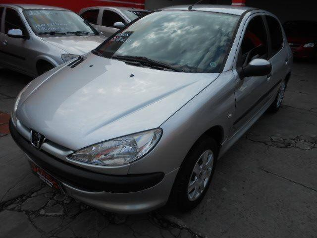 Peugeot 206 1.4 SENSATION 8V FLEX 4P MANUAL 4P