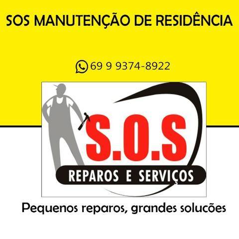 SOS Manutenção de Residencia e Empresa