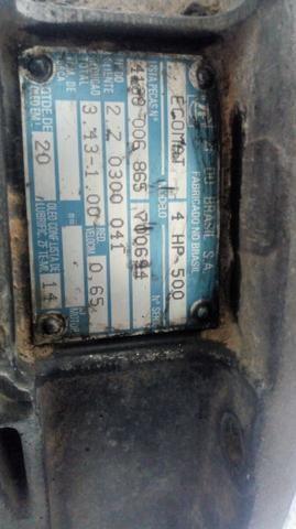 Transmissão automática ZF ECOMAT 4HP500