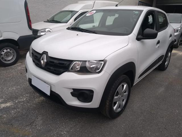 Renault Kwid Zen 2018 Completo