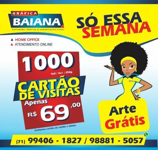 aff5a5995 Cartão de visita e panfletos em promoção só essa semana