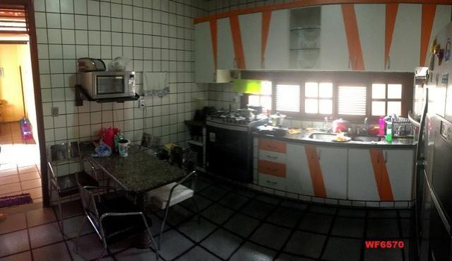 Casa duplex, 4 suítes, 10 vagas, corredor de atividades, ponto comercial, Parque Manibura - Foto 4