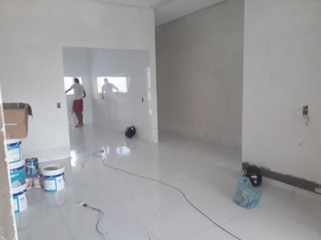 Imóvel novo em obra, com 03 quartos sendo uma suite com closet - Foto 4