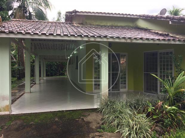 Sítio à venda em Papucaia, Cachoeiras de macacu cod:853823