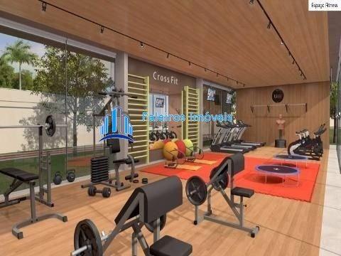 Aparatmento 2 e 3 dormitórios - Sacada gourmet - Lazer - Apartamento em Lançamen... - Foto 11