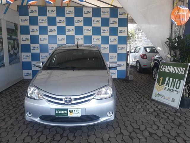 Toyota Etios x Hatch 1.3 aut. 16/17