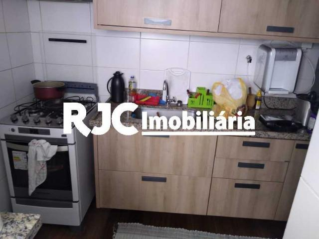 Exclusivíssimo! Condº Hidra Novo Infra total! Tijuca ,Varanda 02 Qtos, Suite, Sol Manhã - Foto 8