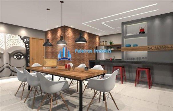 Studio Av. do Café Lazer completo á 300metros da USP - Studio em Lançamentos no ... - Foto 14