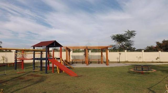 Terreno residencial à venda, condomínio portal dos ipês, indaiatuba - te0376. - Foto 11
