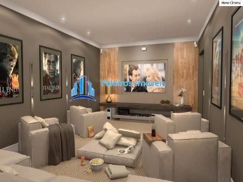 Aparatmento 2 e 3 dormitórios - Sacada gourmet - Lazer - Apartamento em Lançamen... - Foto 7