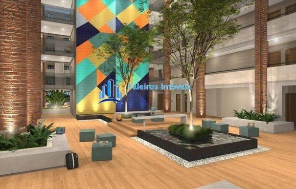 Studio Av. do Café Lazer completo á 300metros da USP - Studio em Lançamentos no ... - Foto 9