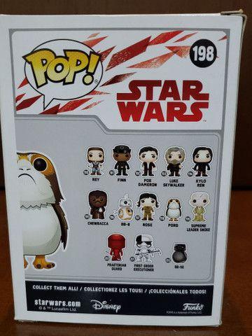 Funko Pop Star Wars Porg #198 - Foto 4