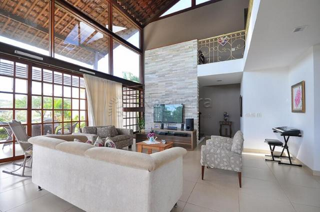 Casa de condomínio à venda com 5 dormitórios em Campos do jordao, Gravata cod:V270 - Foto 18