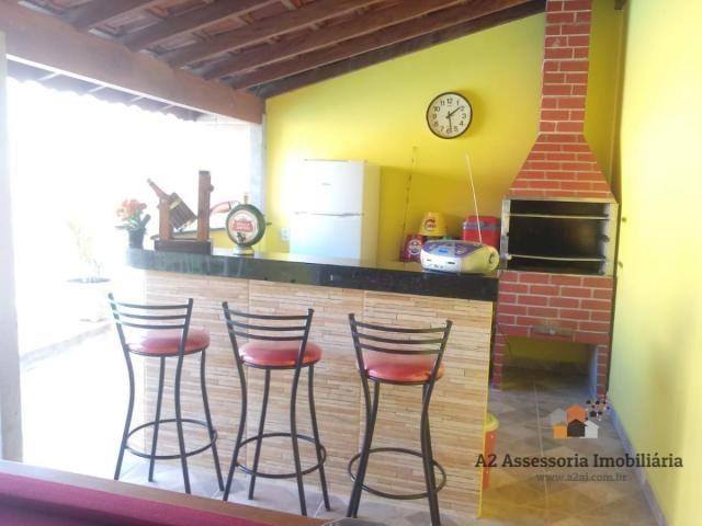 Casa para Venda em Pirassununga, Vila Santa Fé, 3 dormitórios, 1 banheiro, 4 vagas - Foto 5