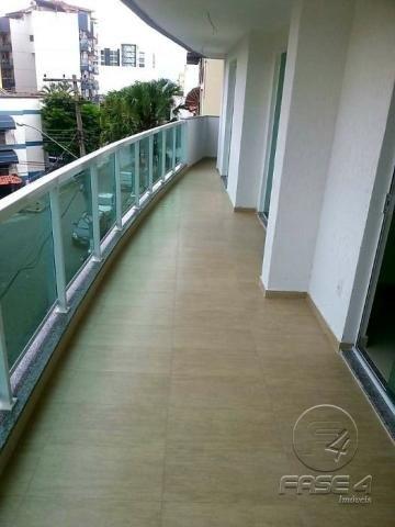 Apartamento à venda com 3 dormitórios em Barbosa lima, Resende cod:2553 - Foto 4